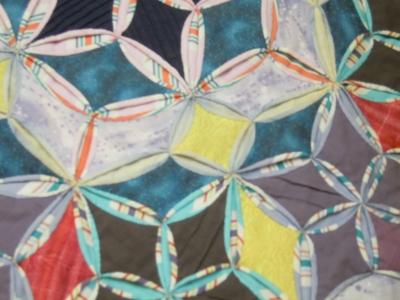 変形と正方形カテドラル拡大