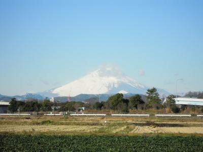 富士山160119