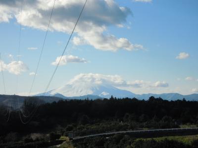 富士山160120