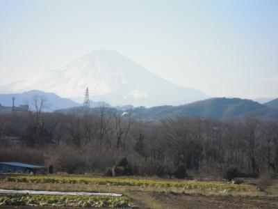 富士山160127