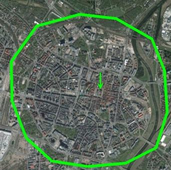 Geographico! 円村と列村をみて...