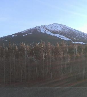 富士山0316
