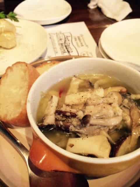 牡蠣のアヒージョ-min