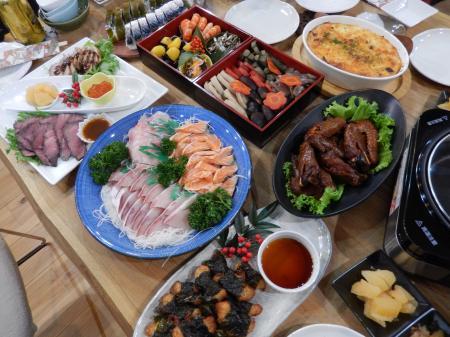 平成27年 大晦日の料理