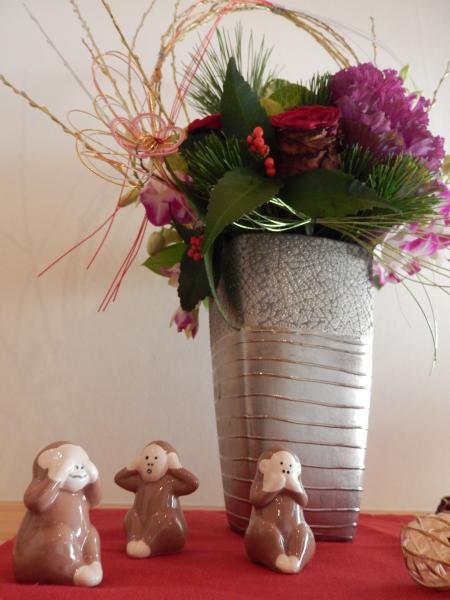 平成28年 お正月の花