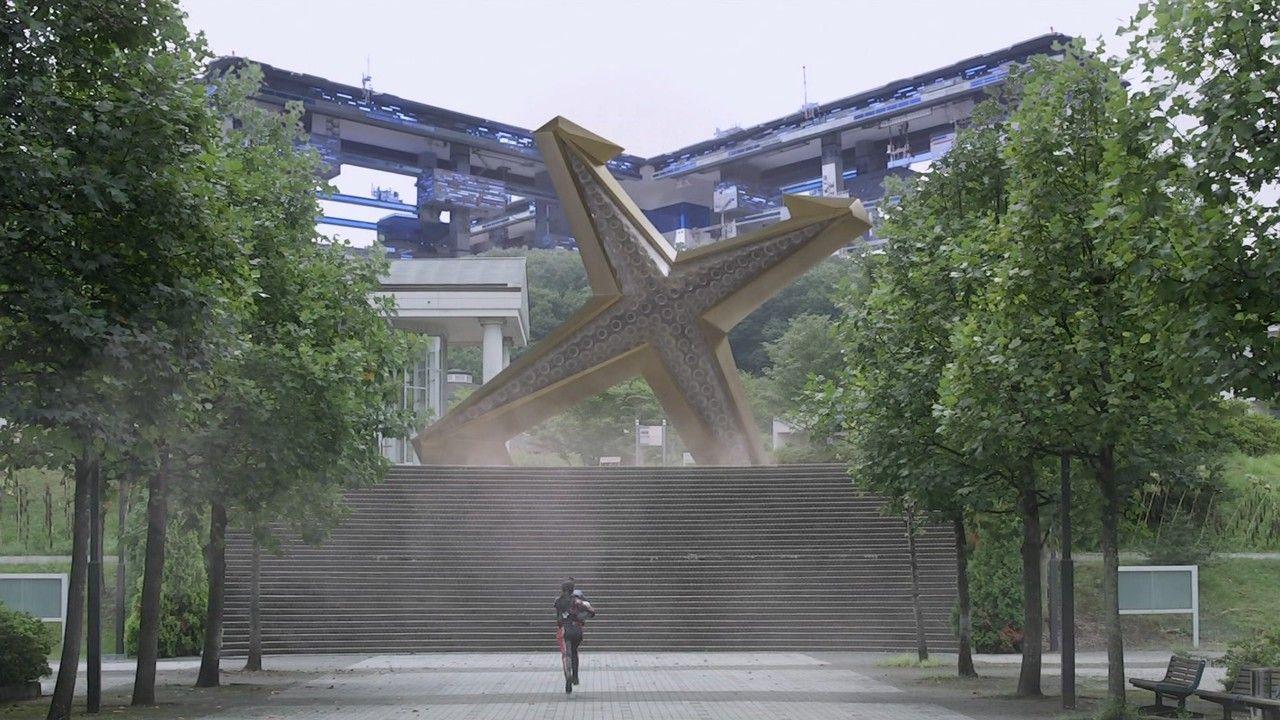エックス#21ウルトラマンの墓標