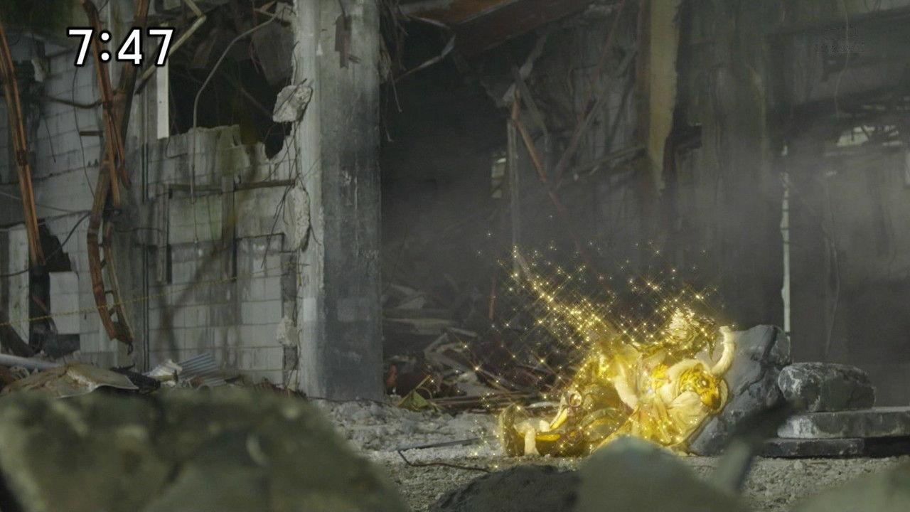 ニンニンジャー#47消滅