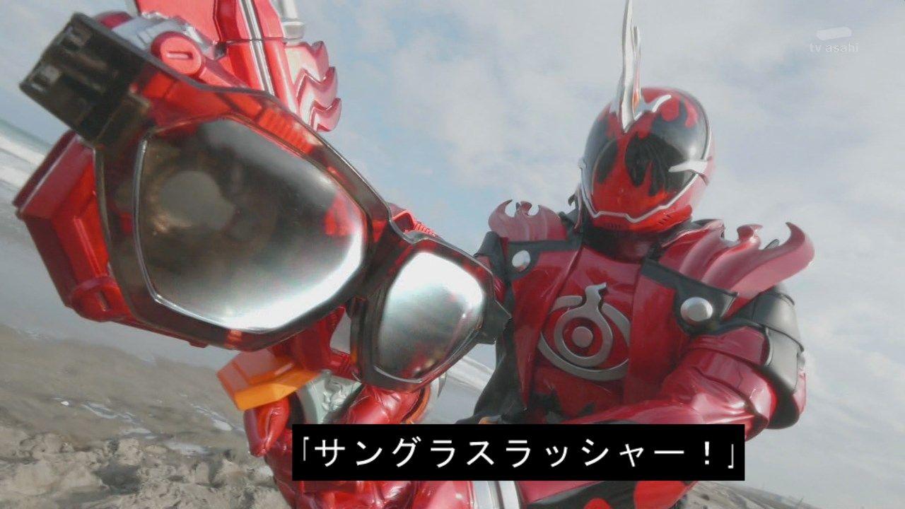 ゴースト#12グラサン剣