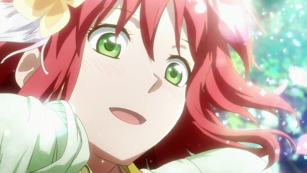 赤髪白雪#白雪姫
