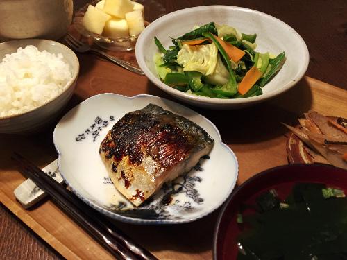 Nov10_鯖の粕漬け