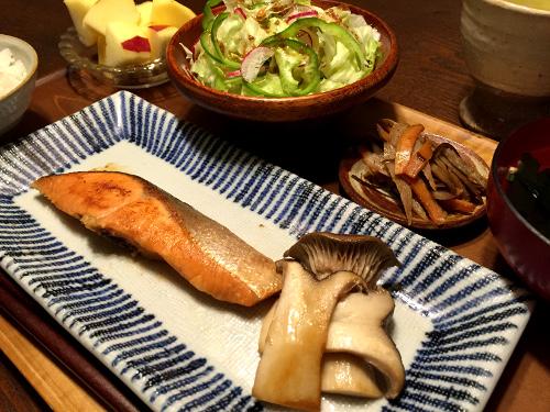 Nov12_焼き鮭