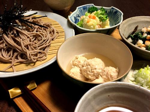 Dec07_生姜風味の鶏団子