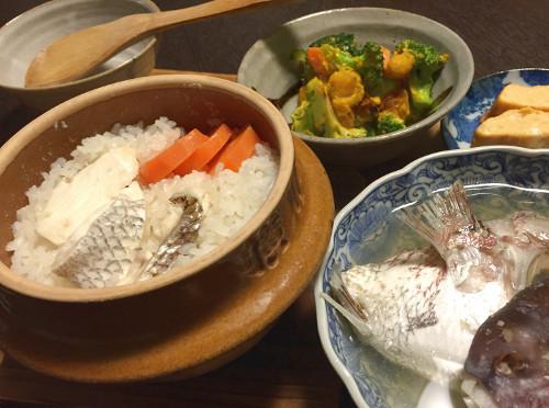 Dec21_鯛飯