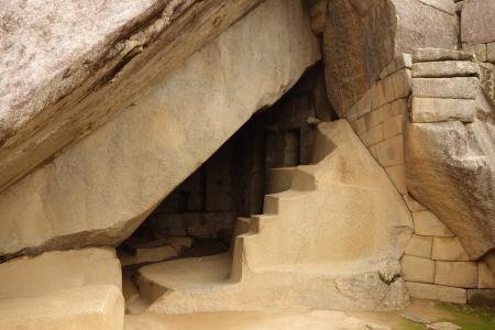太陽の神殿の陵墓