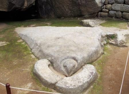 コンドルの石
