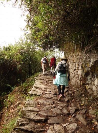 インカ道をゆく2