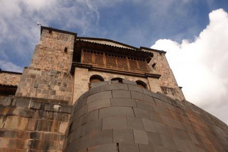 クスコの太陽神殿