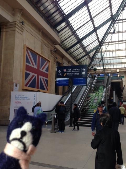 イギリス駅