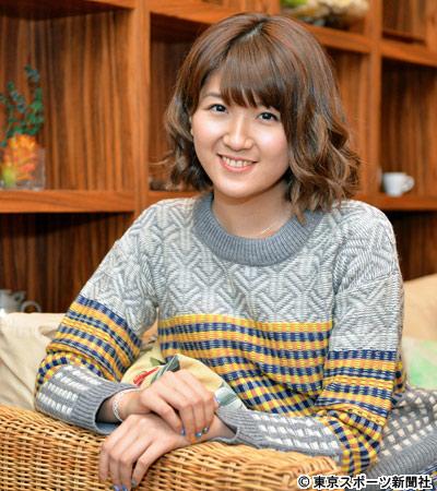 徳永千奈美 留学先から「英語ペロペロなりたい」