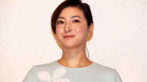 広末涼子さん(35)こんな顔だったっけ?