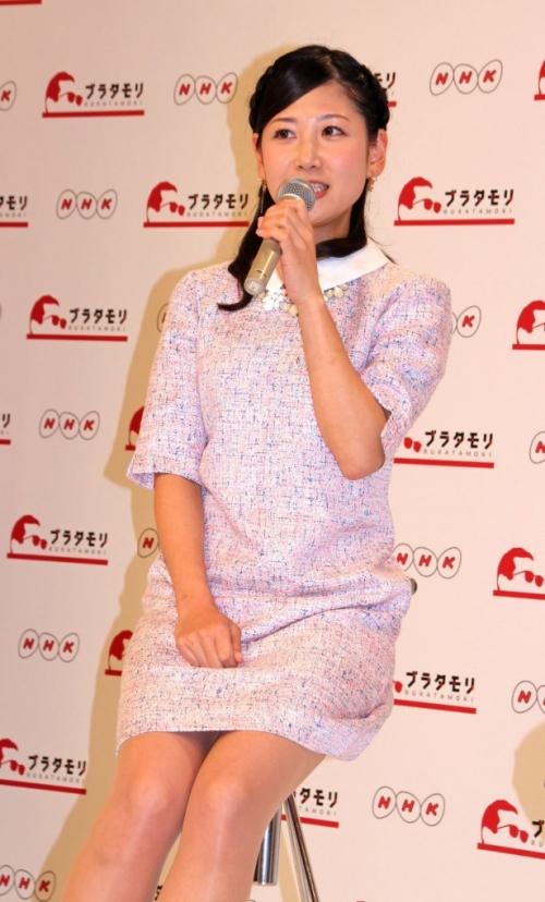 「ブラタモリ」桑子アナ、NHK報道の顔に!4・4新番組に抜てき