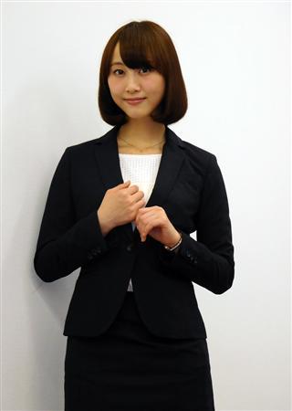 松井玲奈『フラジャイル』出演で髪バッサリ「新しい自分になれる」