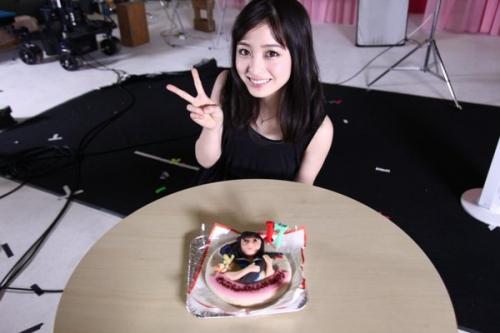 橋本環奈ちゃんが17歳の誕生日