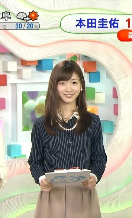 めざましテレビアクアの牧野結美アナがマジで美人 こんな顔してあんなことしてるとか