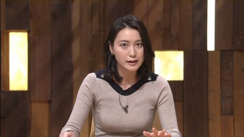小川彩佳さん(30)のおっぱいンゴwwwww