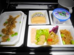 全日空機内食1