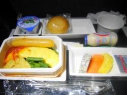 全日空機内食2