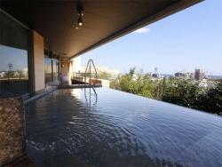 内風呂の露天