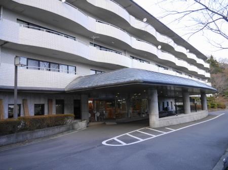 森の温泉ホテル 外観