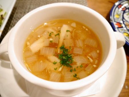 ニンニクのスープ