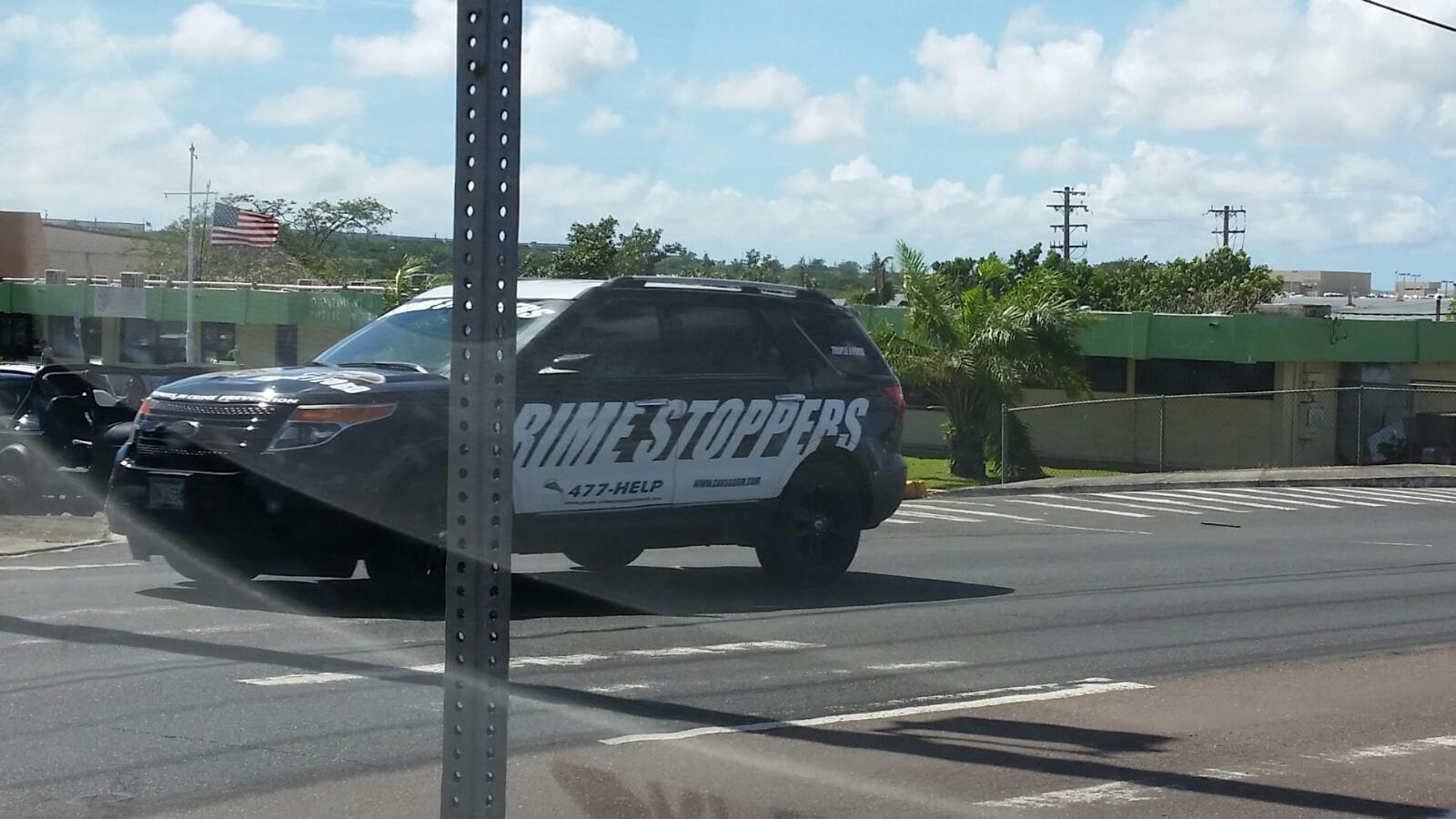 アメリカグアム Crime Stoppers