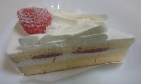 苺のショートケーキ02