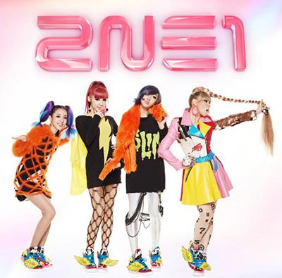 2NE1「GO AWAY」(DVD付A)