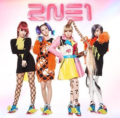 2NE1「GO AWAY」(DVD付B)