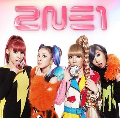2NE1「GO AWAY」