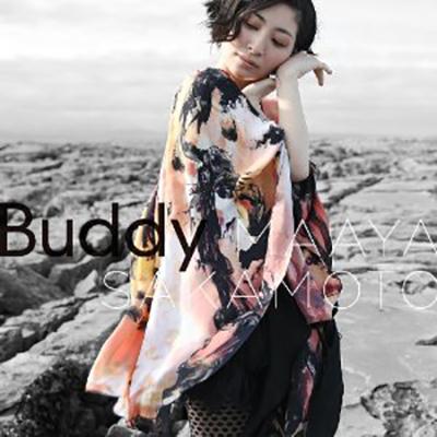 坂本真綾「Buddy」(初回限定盤)