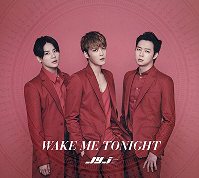 JYJ「WAKE ME UP」