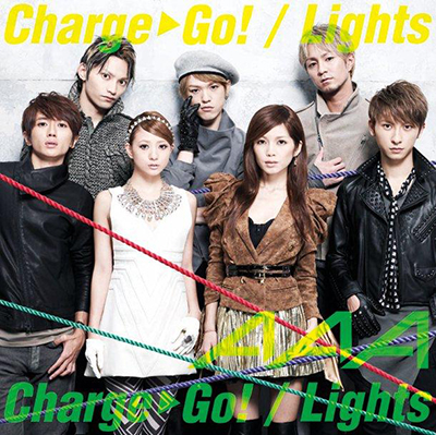 AAA「Charge & Go!/Lights」【ジャケットC】