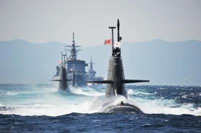 そうりゅう型 潜水艦