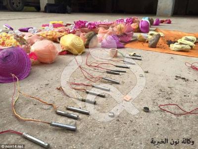 子供を殺害 テロ 人形に爆弾