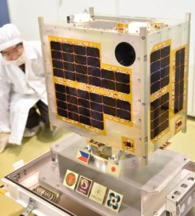 フィリピン小型衛星