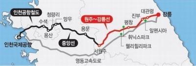 コリアボカン 平昌五輪向けに建設中の橋が崩落 崩壊1