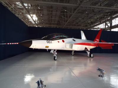 ATD-X X-2 実証機