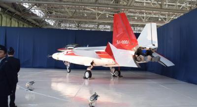 ATD-X X-2 実証機1