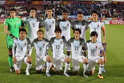 U-23日本代表 フェアプレー賞