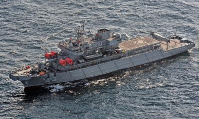 統営艦 魚探 ソナー